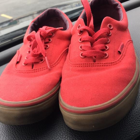 Vans Other - Vans Authentic—Red Gum 82264491666c